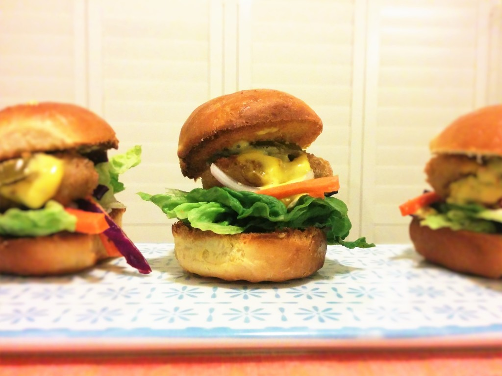 Old Bay Oyster Sliders - Retro Food For Modern Times